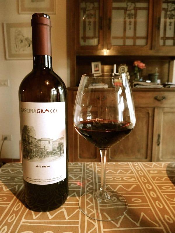 Piemont Wein Cascina Grassi
