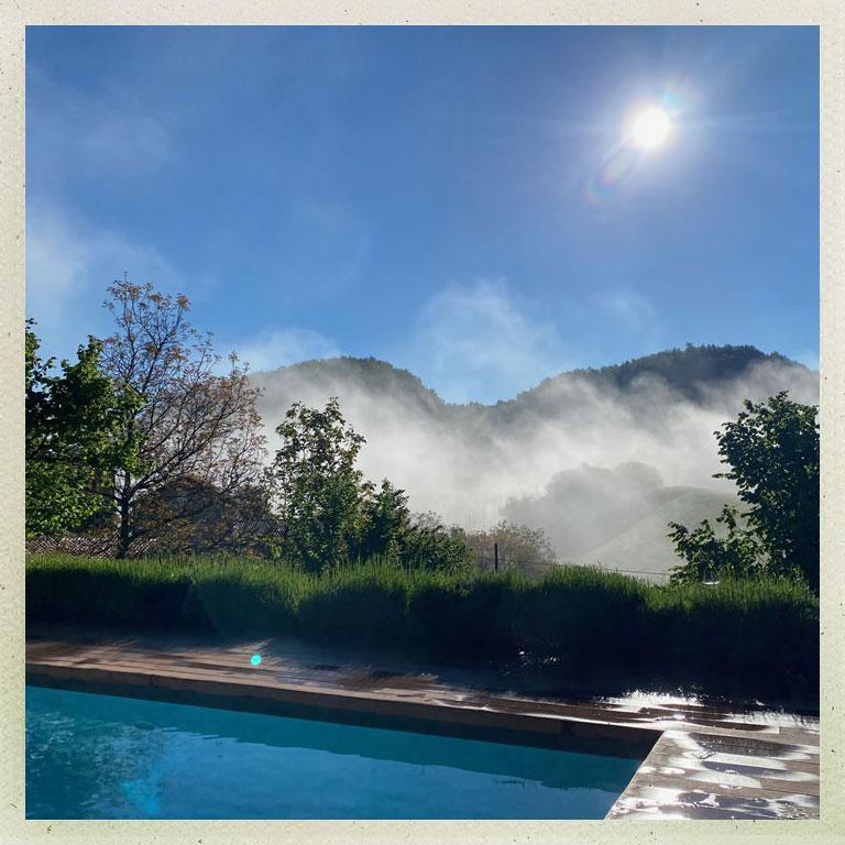 piemont cascina pool